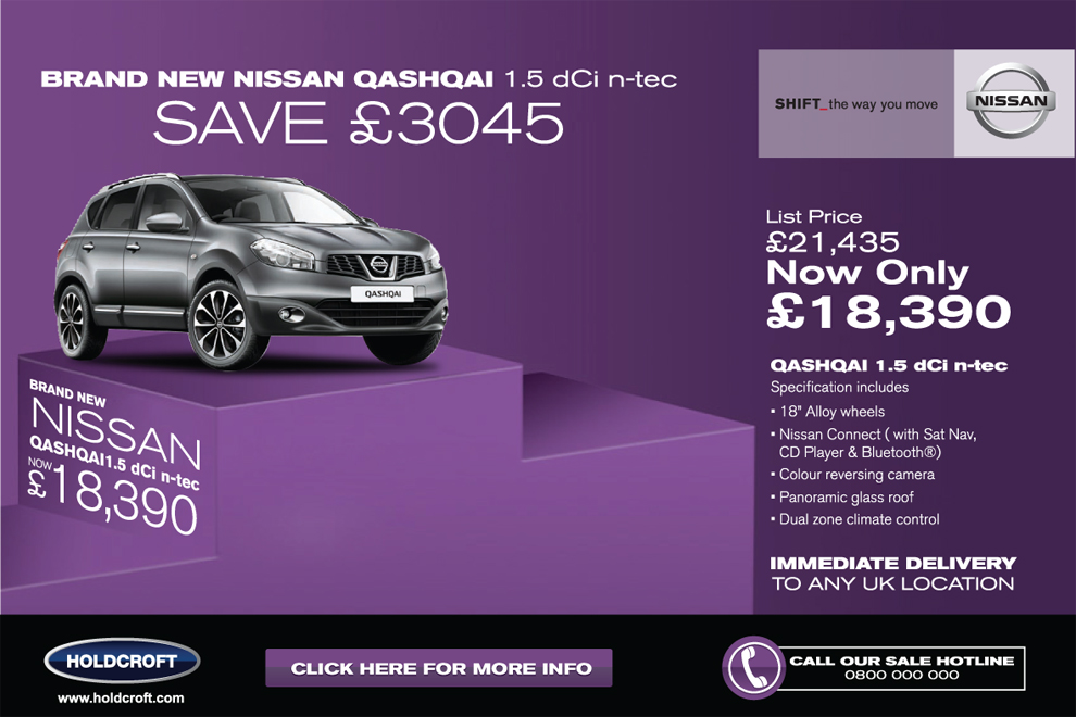 Www Nissan Co Uk Used Cars